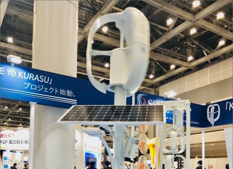 新型マイクロ風車関連事業が日本経済新聞で紹介されました